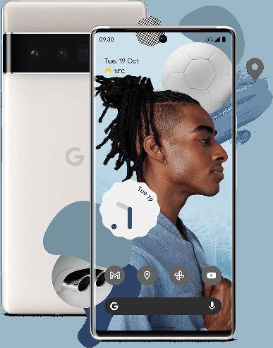 Google Pixel 6 показали во всей красе задолго до выхода: надёжный инсайдер выложил качественные фото и рендеры