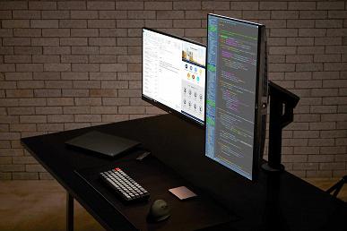 LG Ergo 2nd Generation Monitors Introduced