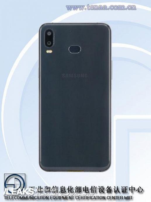 Характеристики смартфона Samsung Galaxy A6s офіційно підтверджені