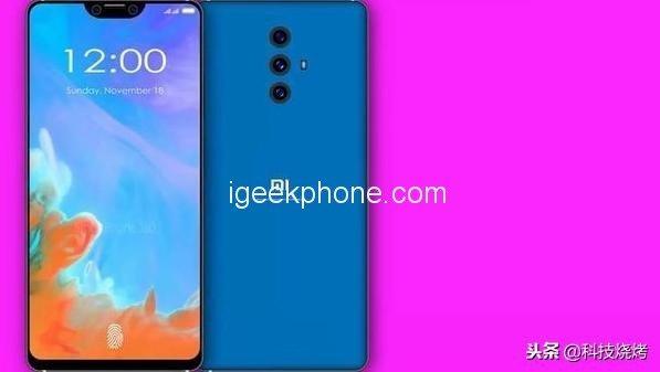 Флагманский смартфон Xiaomi Mi 9 с полукруглым вырезом экрана и тройной основной камерой позирует на новых изображениях
