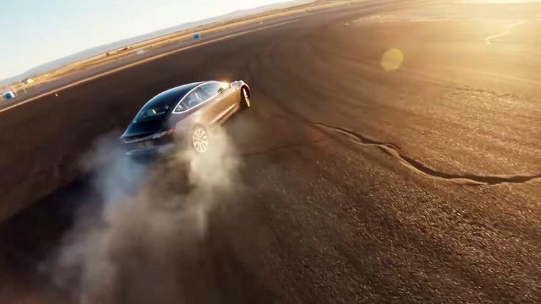 Новый режим Tesla Track Mode превращает электромобиль Model 3 Performance в машину для трека