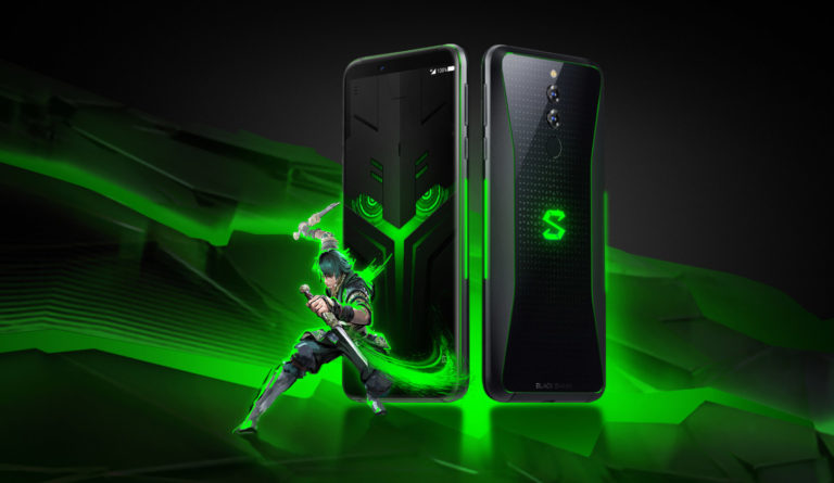 Xiaomi Black Shark стал самым продаваемым среди игровых смартфонов