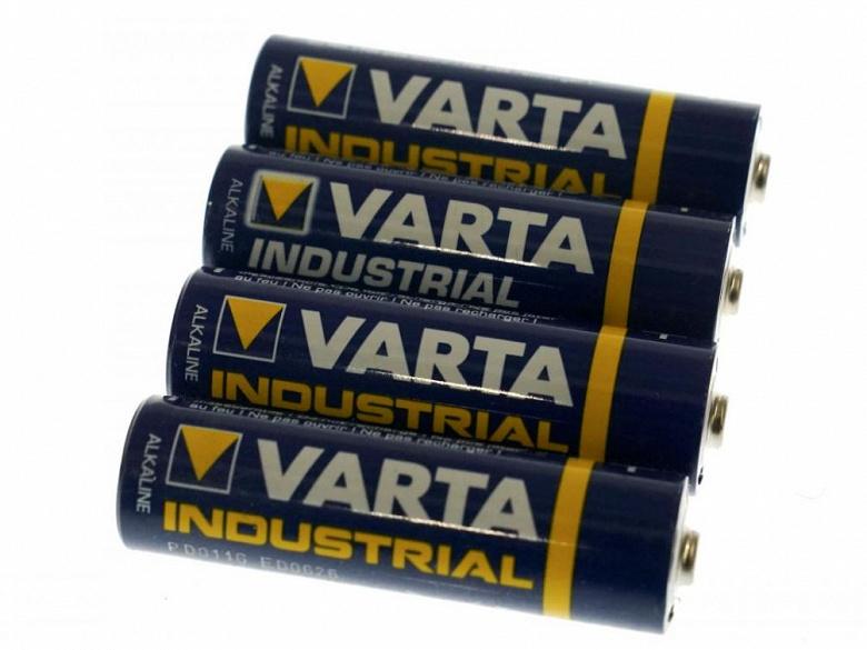 Varta планирует выпускать аккумуляторы для электромобилей