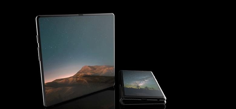 Видео дня: вот так может в итоге выглядеть складной смартфон Samsung Galaxy F