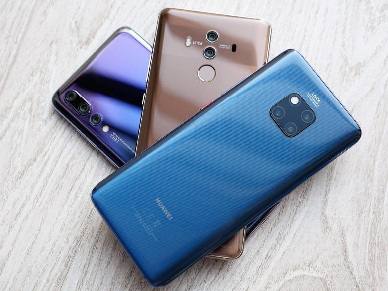 Камера нового флагманского смартфона Huawei получит 10-кратный зум и четыре оптических датчика