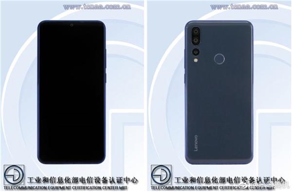 Смартфон Lenovo с тройной камерой рассекречен