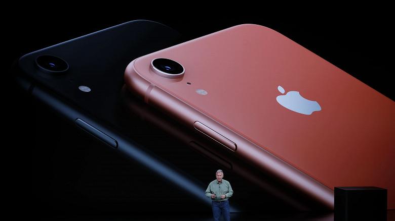 Apple отменяет расширение производства смартфонов iPhone XR из-за низкого спроса