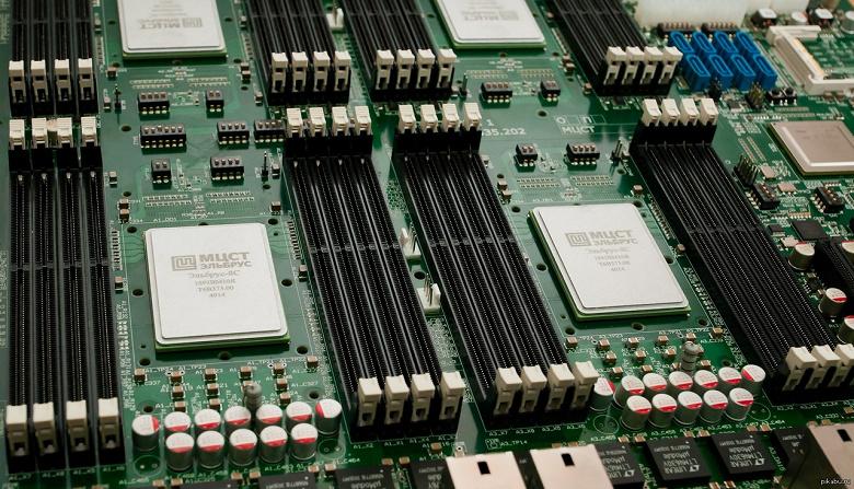 В России создадут первый суперкомпьютер на базе отечественных процессоров «Эльбрус»