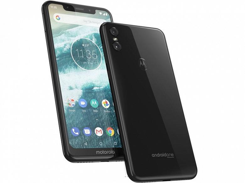 Motorola One получил прошивку Android 9.0 Pie