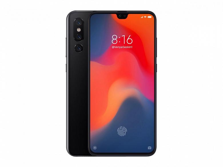 В сеть утекли подробные характеристики флагманского смартфона Xiaomi Mi 9