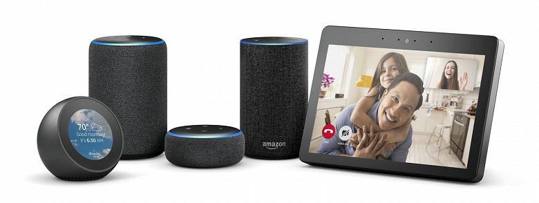 Звонки по Skype стали доступны на устройствах с Alexa
