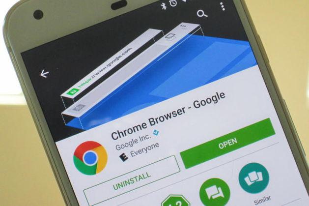 Chrome для андроид получит поддержку жестов