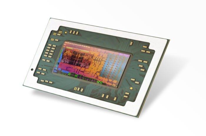 Доля AMD на мобильном рынке процессоров за год выросла на 60%