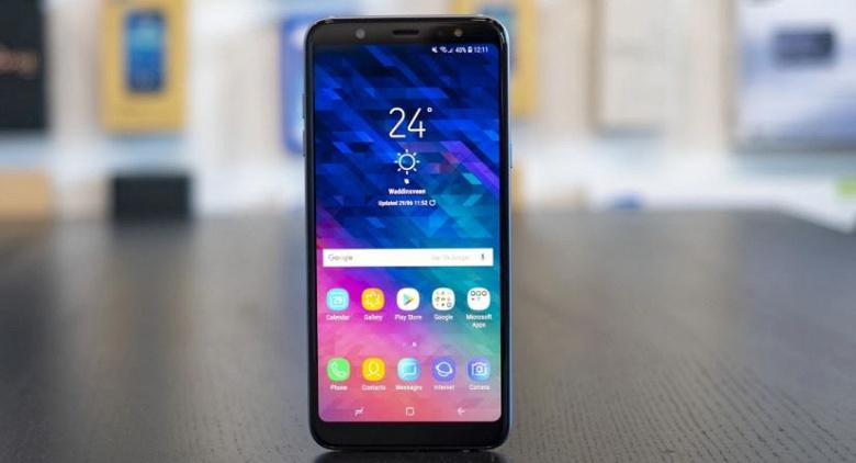 Появились данные о цветах и объемах памяти смартфонов Samsung Galaxy A30 и A50, а также бюджетного Samsung Galaxy M10