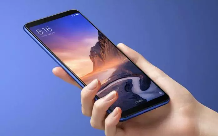 009b85a54d37 Смартфоны Xiaomi Mi Max 3 начали получать MIUI 10 на базе Android 9.0 Pie