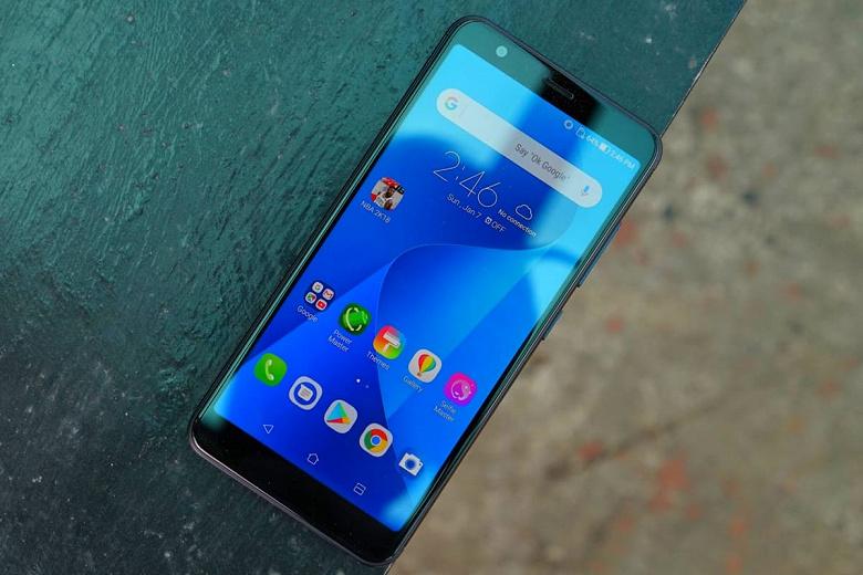Смартфон Asus ZenFone Max Pro M2 получит SoC Snapdragon 660 и тройную камеру