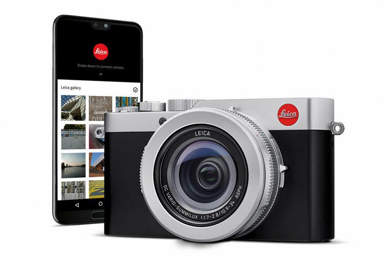 Компактная камера Leica D-Lux 7 оснащена объективом с ЭФР 24-75 мм