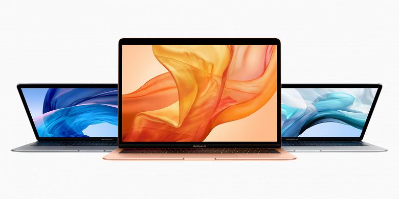 В новом ноутбуке Apple MacBook Air аккумулятор можно заменить, не меняя половину корпуса