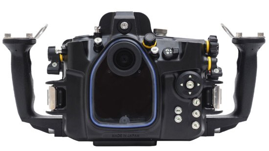 Подводный бокс Sea & Sea MDX-Z7 предназначен для беззеркальных камер Nikon Z7 и Z6