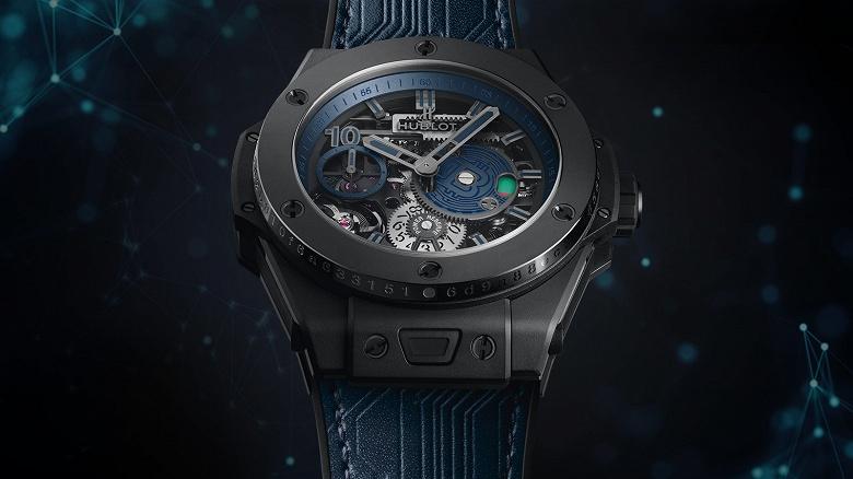 Hublot Big Bang Meca-10 P2P — люксовые швейцарские часы, которые можно купить только за Bitcoin