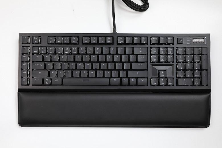 В клавиатуре Hexgears GK760 используются механические переключатели Kailh Sun
