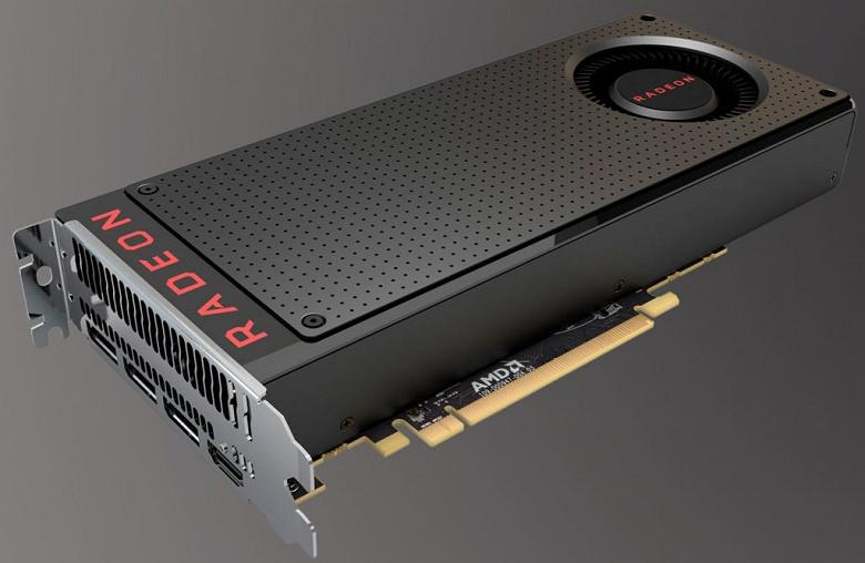 Видеокарта Radeon RX 590 засветилась в тесте Fire Strike Extreme