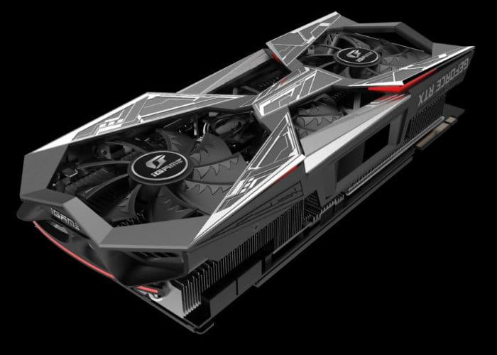 Представлена 3D-карта Colorful iGame GeForce RTX 2070 Vulcan X OC
