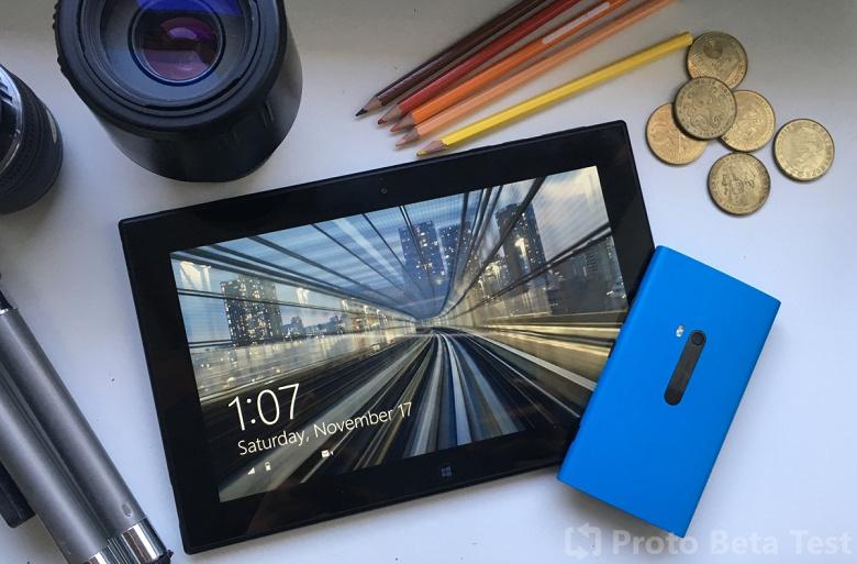 Видео дня: прототип планшета Nokia работает на Windows