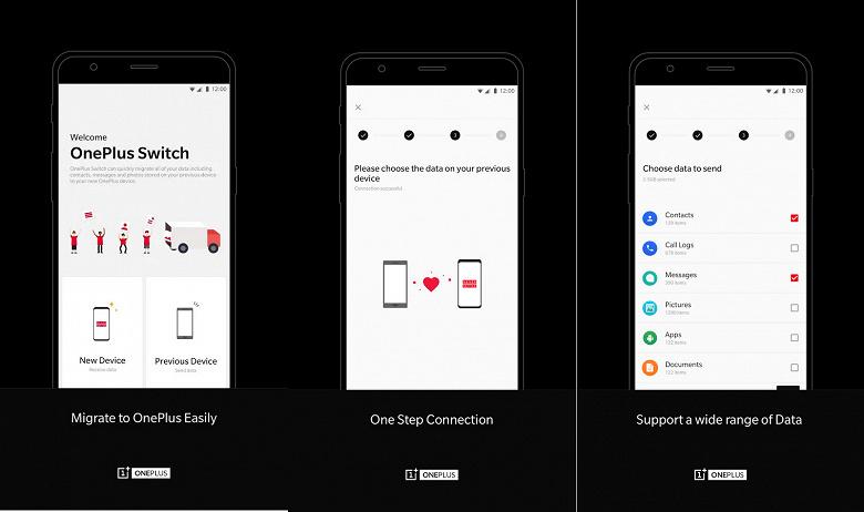 OnePlus готовит версию ПО Switch для iOS, в надежде, что владельцы iPhone решат перейти на OnePlus 6T