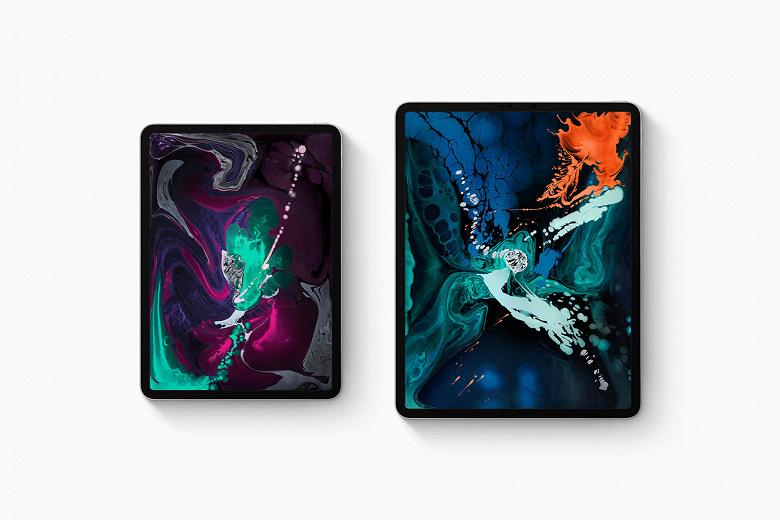 Только у топовых версий новых планшетов Apple iPad Pro есть 6 ГБ ОЗУ. У остальных памяти меньше