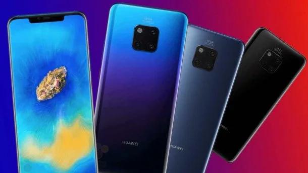Huawei продала 4 миллиарда телефонов
