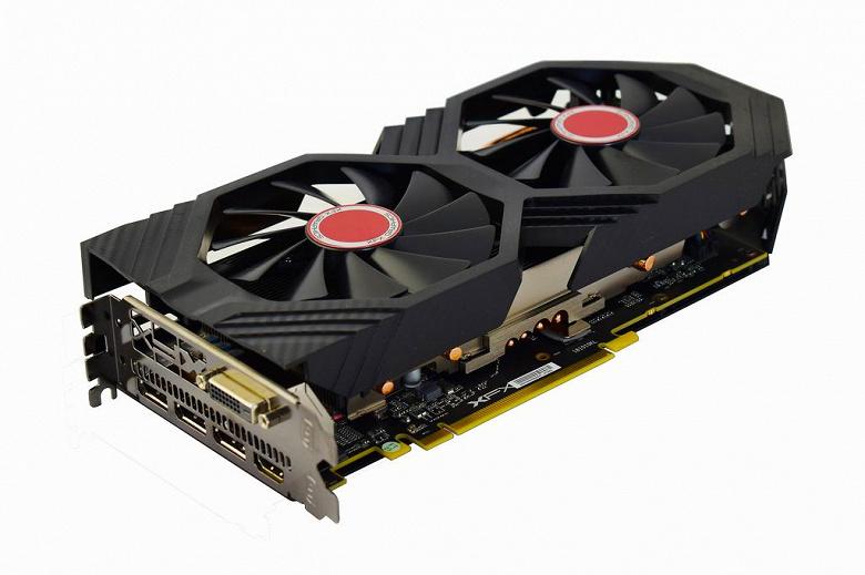 XFX Radeon RX 590 Fatboy — самая разогнанная в заводских условиях версия новой видеокарты AMD