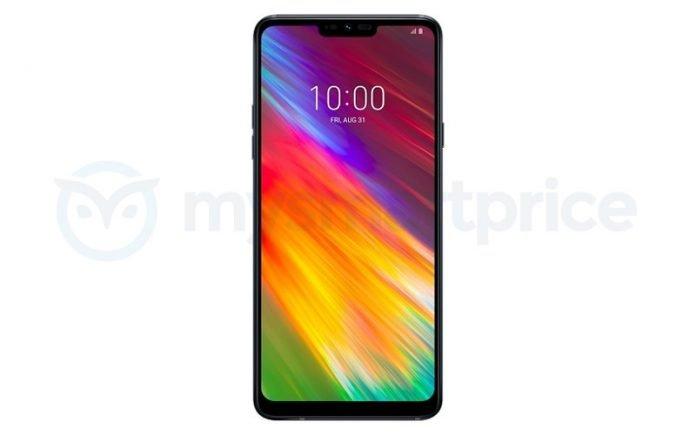 Смартфон LG Q9 выглядит не так, как представлялось ранее