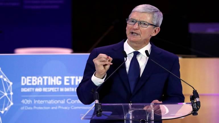 Тим Кук назвал Российскую Федерацию слабым для Apple рынком