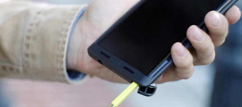 Автономность смартфона Samsung Galaxy Note9 можно увеличить за счёт чехла Mophie juice pack