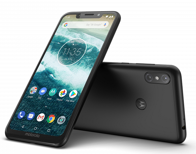 Motorola One Power получит Android 9.0 Pie со дня на день
