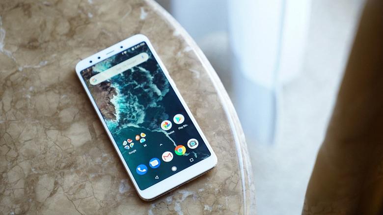 Смартфон Xiaomi Mi A2 получил финальную версию Android Pie
