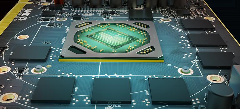Samsung производит GPU Polaris 30 для видеокарт AMD Radeon RX 590