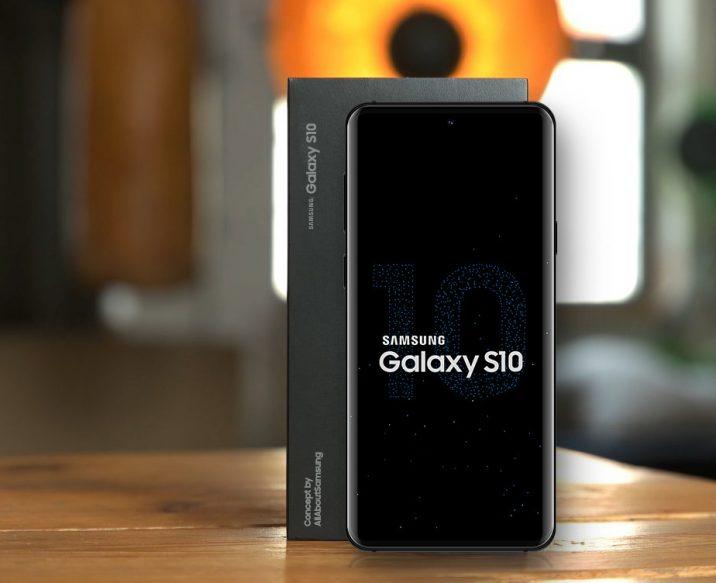 Разработка флагманского смартфона Samsung Galaxy S10 завершена