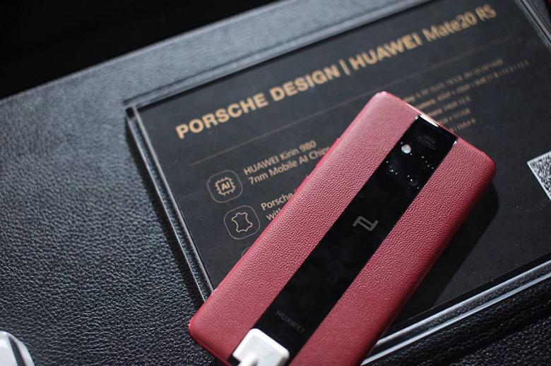Первая партия премиальных смартфонов Porsche Design Huawei Mate 20 RS была распродана за 10 минут, несмотря на огромную цену