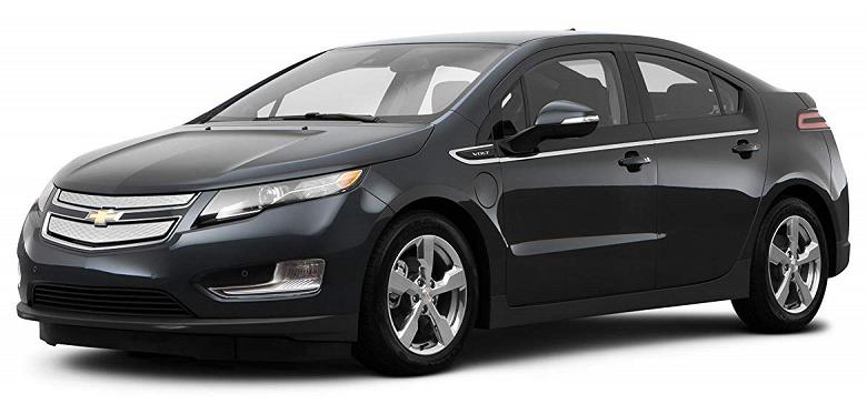 General Motors прекращает выпуск подзаряжаемого гибрида Chevrolet Volt