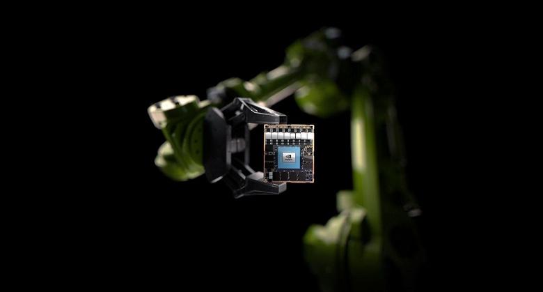 Начались продажи модулей Nvidia Jetson AGX Xavier для роботов и самоуправляемых машин следующего поколения
