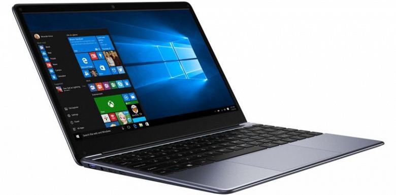 Chuwi выпустит бюджетный 14-дюймовый ноутбук Herobook