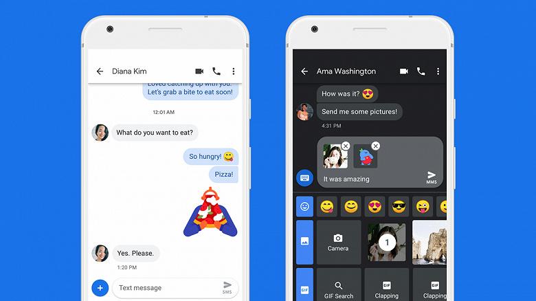 Google добавила в Android «Сообщения» защиту от спама
