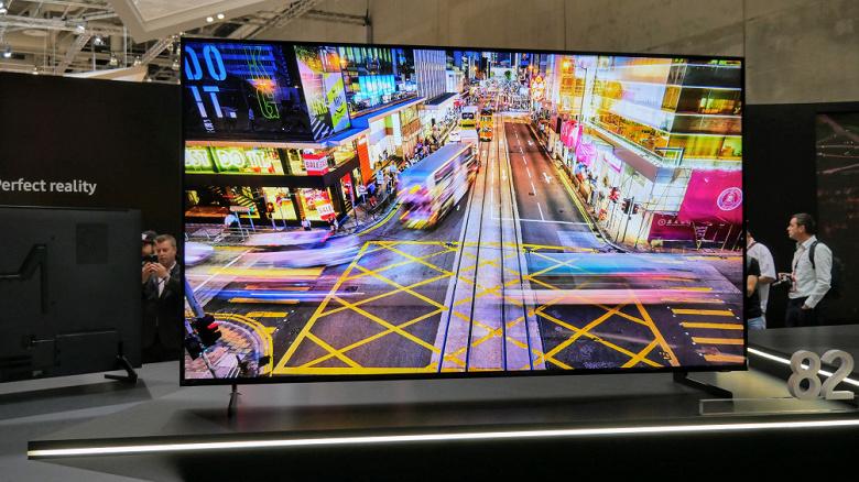 В 2019 году производители жидкокристаллических панелей возьмутся за развитие сегмента 8K