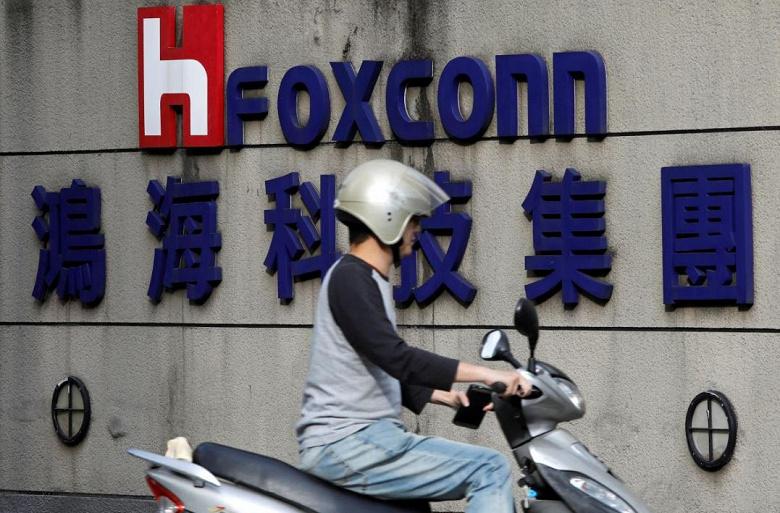 Доход Foxconn в 2018 году оказался рекордным