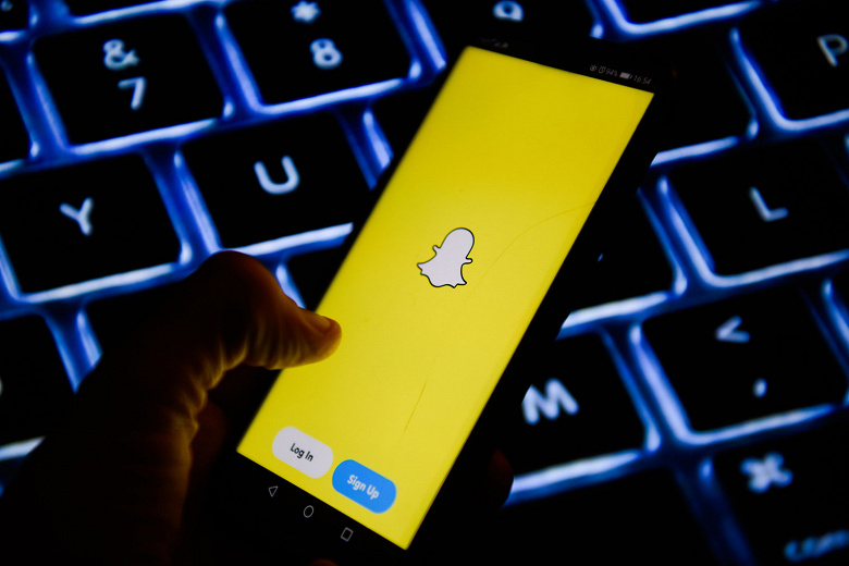 В Snapchat появились маски и эффекты специально для собак