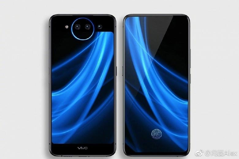 Двухэкранный смартфон Vivo Nex Dual Screen будет представлен 11 декабря