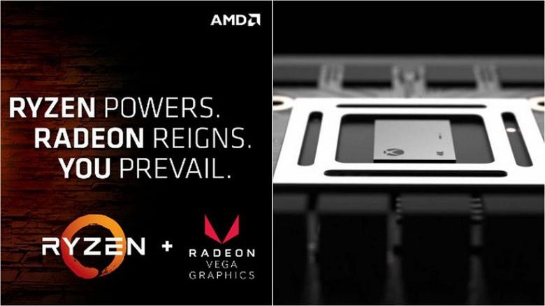 Сердцем облачной консоли Xbox Scarlett Cloud послужит гибридный процессор AMD поколения Picasso