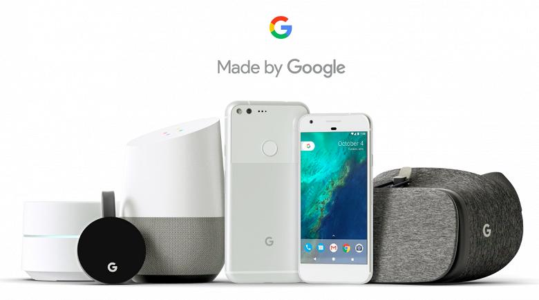 Производство смартфонов Pixel приносит Google неплохую прибыль